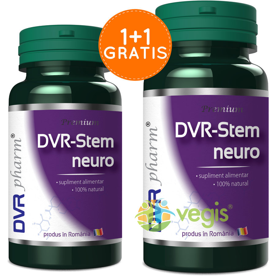 DVR Stem Neuro 60cps+30cps Gratis